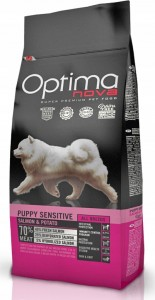 Optimanova Puppy Sensitive Salmon 2kg