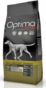 Optimanova Adult Digestive Rabbit 0.8kg