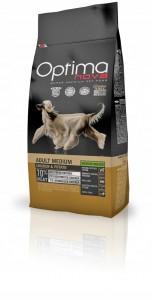 Optimanova Adult Medium Chicken 12kg
