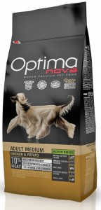 Optimanova Adult Medium Chicken 2kg