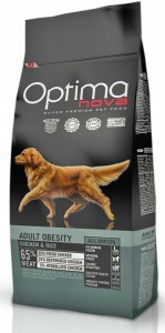 Optimanova Adult Obesity Chicken 2kg