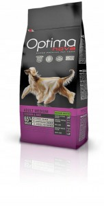 Optimanova Adult Medium Chicken 12 kg