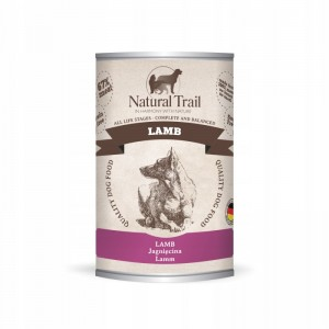 Natural Trail Mono Lamb 400G jagnięcina