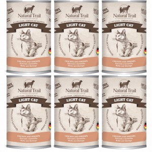 Natural Trail Light Cat 400G 5+1 GRATIS kot