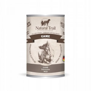 Natural Trail Mono Game 400G dziczyzna