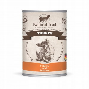Natural Trail Mono Turkey 400G Indyk