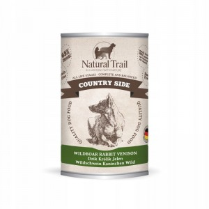 Natural Trail Dog Country Side puszka 400g