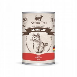 Natural Trail Alpha Cat 400G puszka